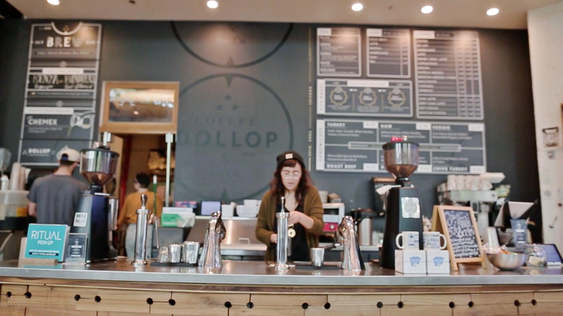 Beautiful under-counter commercial coffee equipment | Modbar