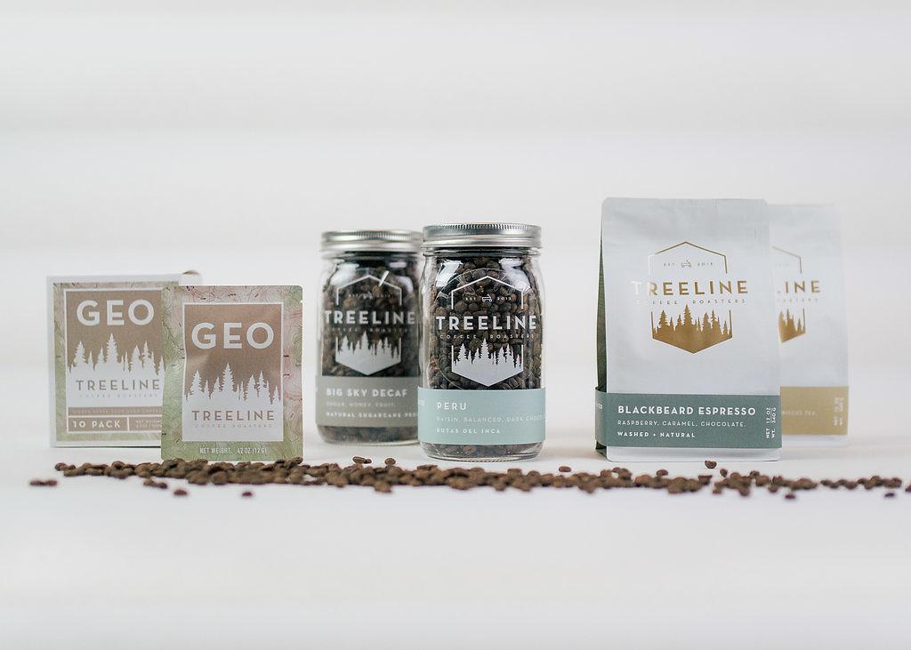 treeline coffee roasters, bozeman coffee